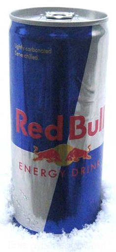 Red Bull clipart bad You'd png Images Large Drink