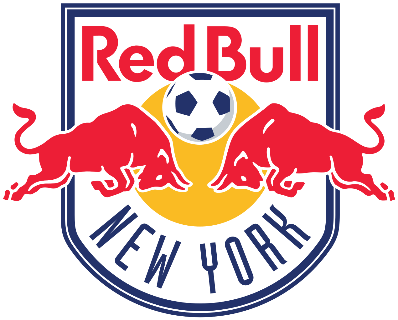 Red Bull clipart baseball Bulls Red York svg Wikipedia