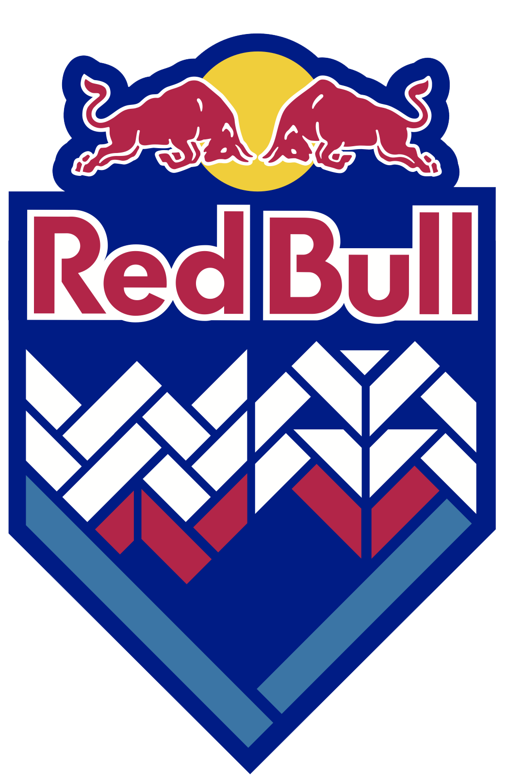 Red Bull clipart blue Wa'a Bull Red