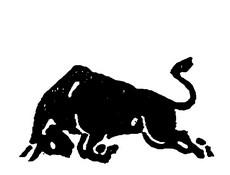 Red Bull clipart charging bull Art Free BULL Bull Clip