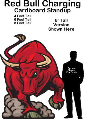 Red Bull clipart charging bull Rentos Studios INC Bull Dino