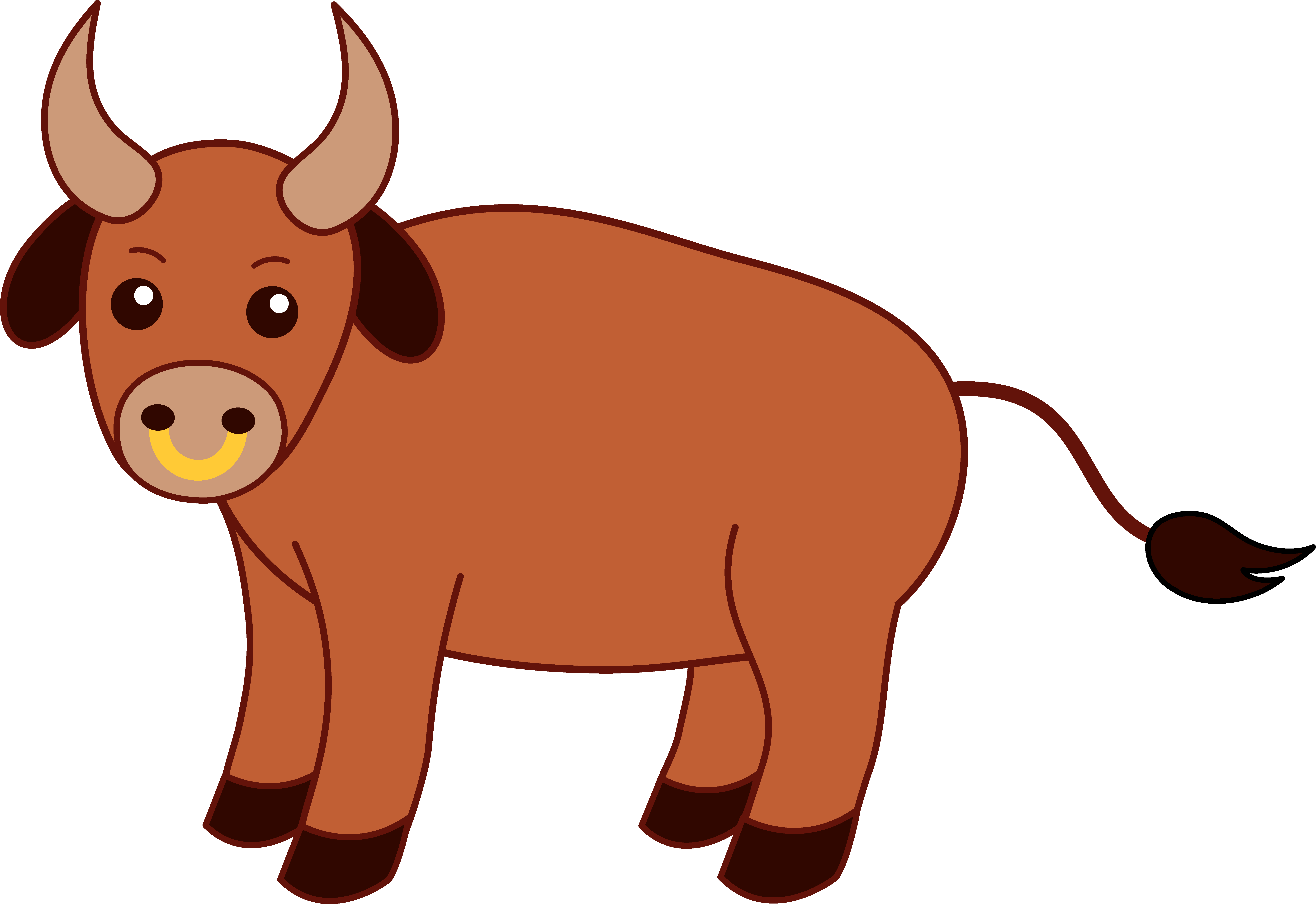 Taurus clipart bullock Clipart to click Free pictures