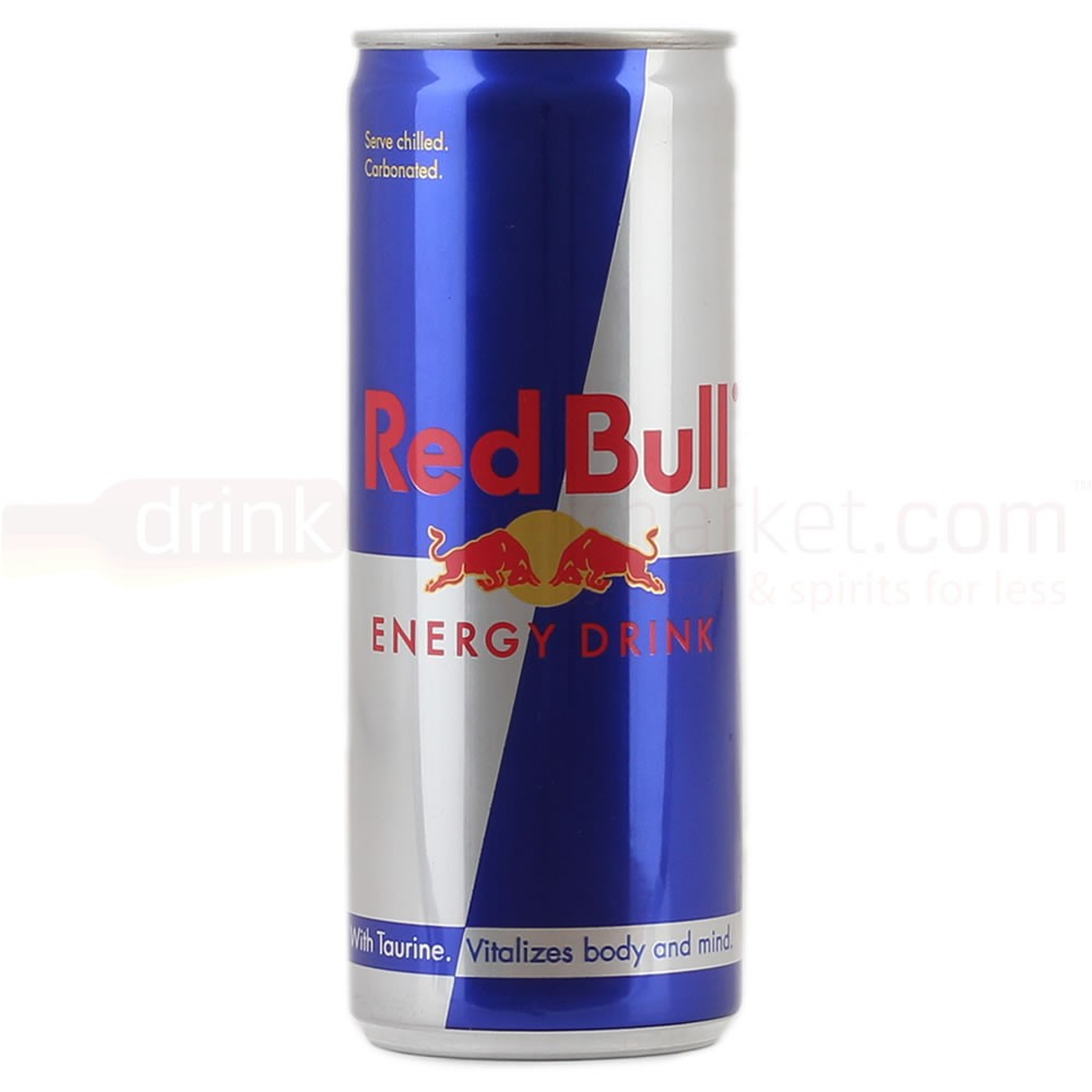 Red Bull clipart graphic #4