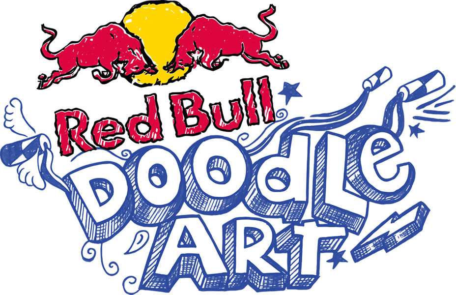 Red Bull clipart redbul Red Doodle Bull Doodle Art