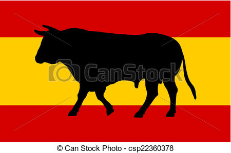 Bull clipart spanish bull A bull Search  Spanish