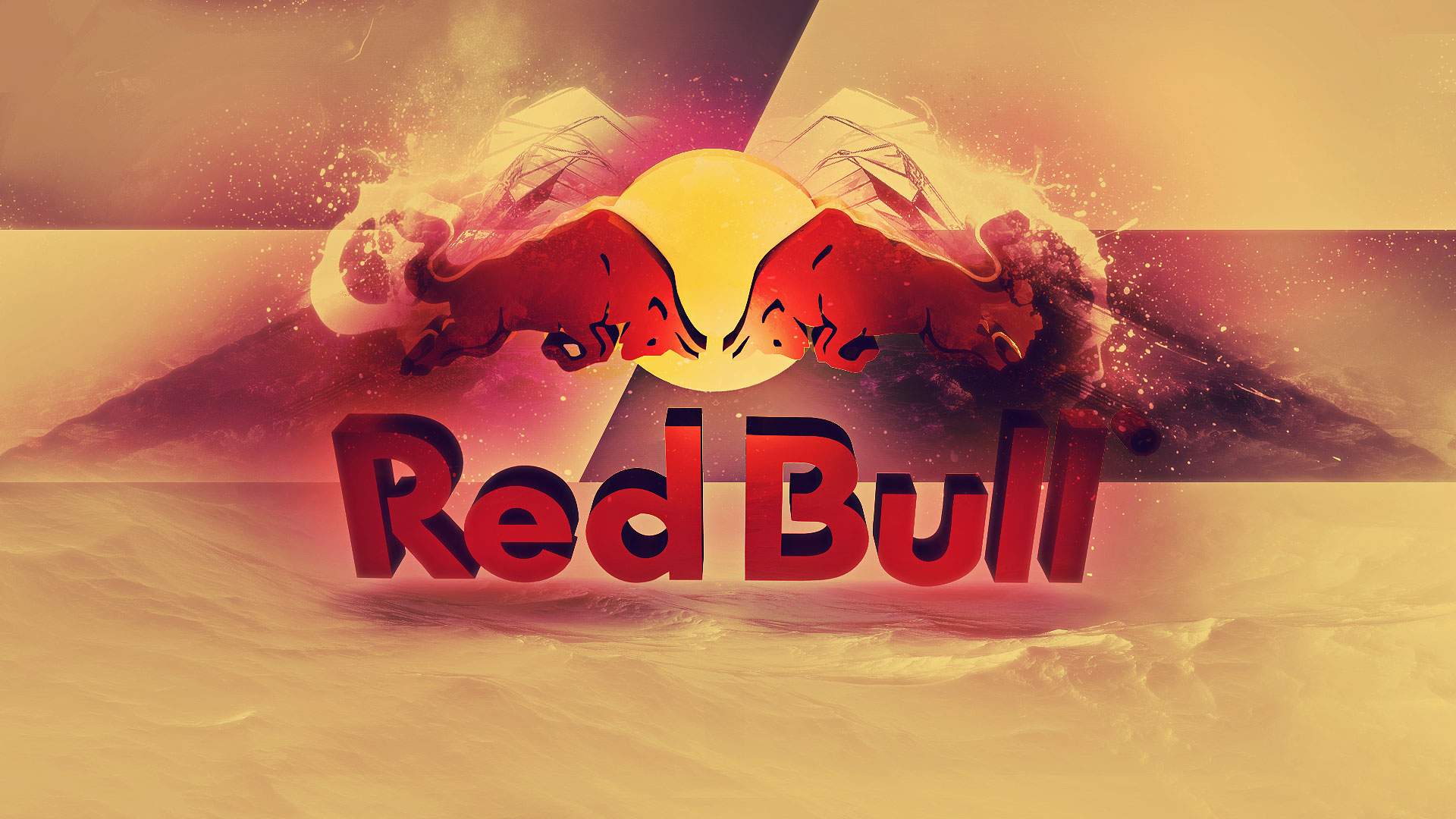 Red Bull clipart sport Red Logos Logos  Sports