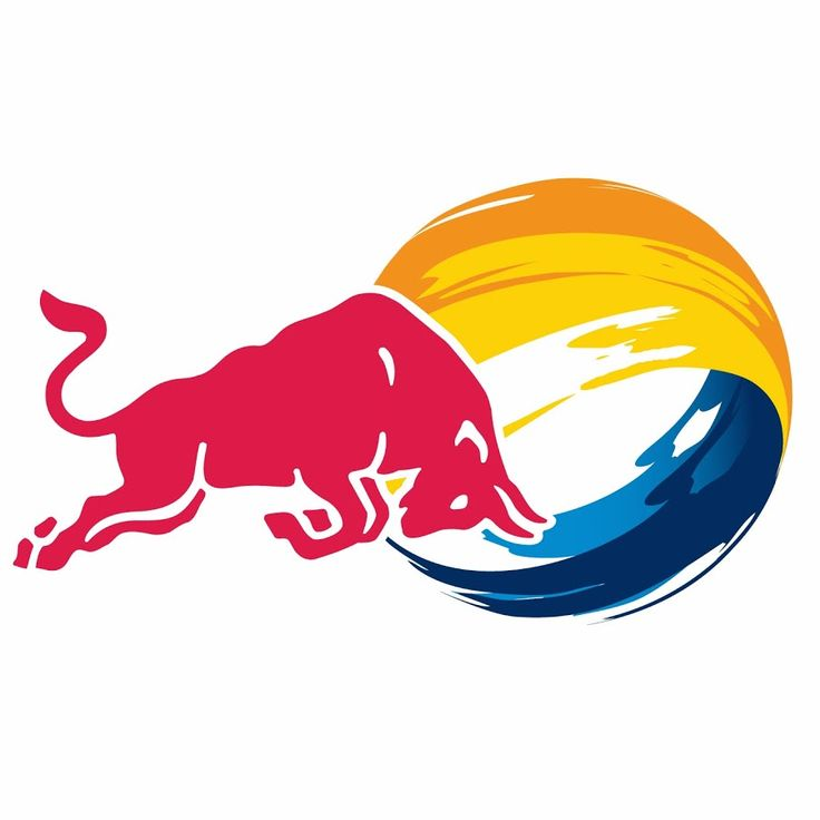 Red Bull clipart sport This 360 and video bull