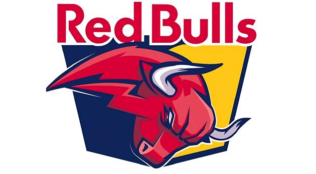 Red Bull clipart spot League team while  of