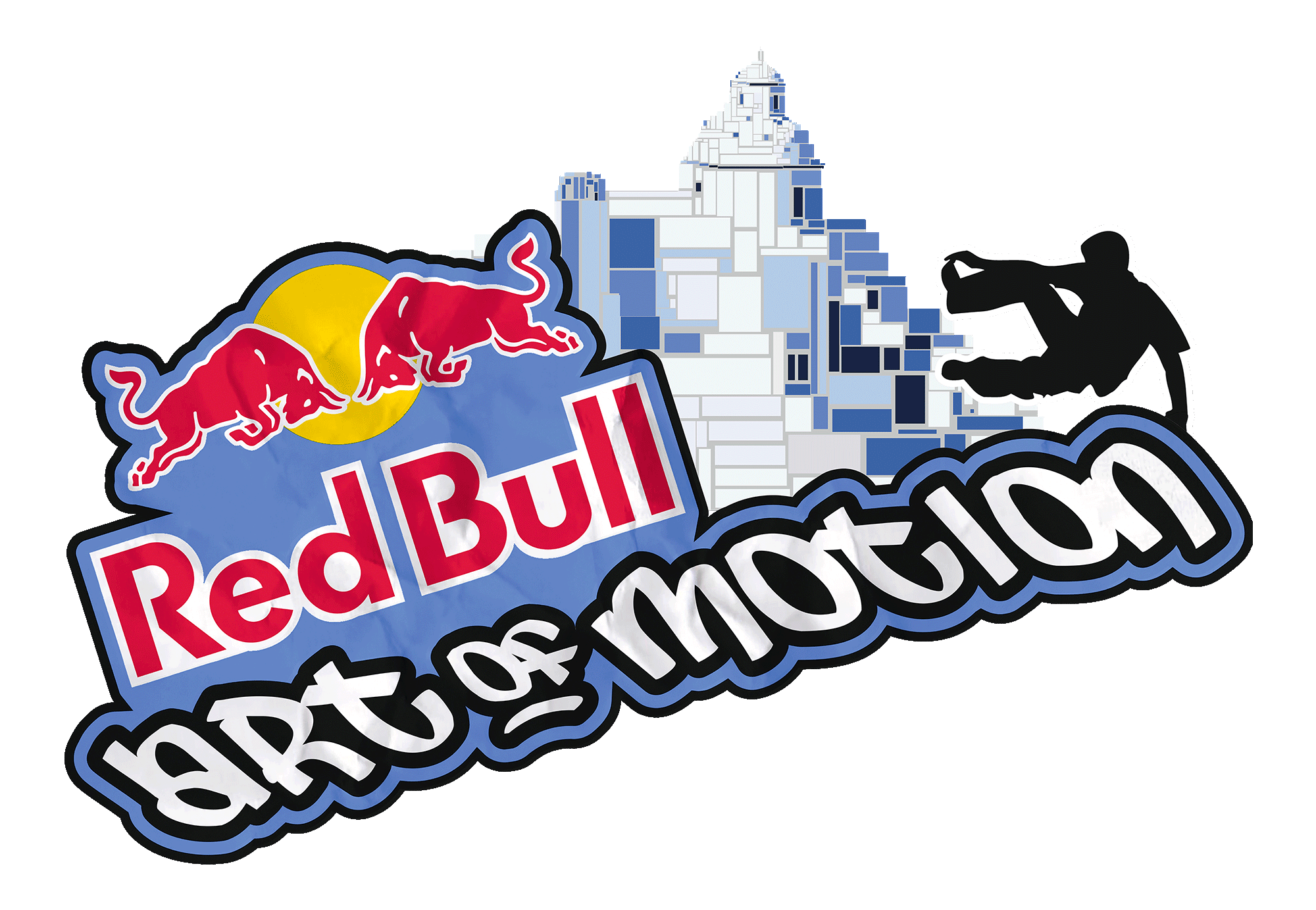Red Bull clipart spot Of  +++Official Bull Event