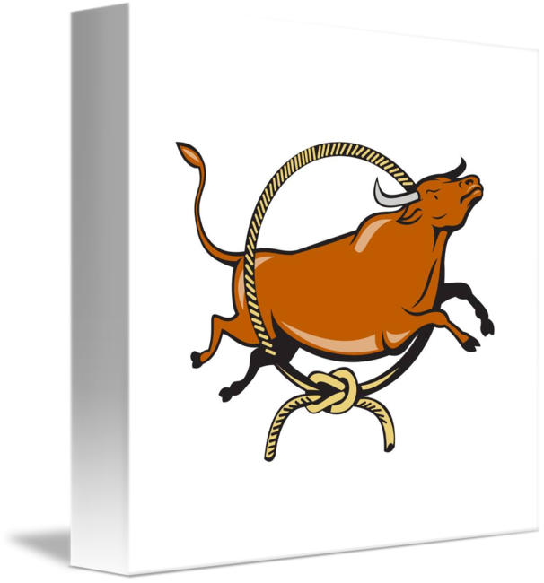 Red Bull clipart texas Red Patrimonio Bull by Lasso