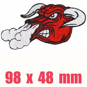 Red Bull clipart the rock Bull On Iron is Image