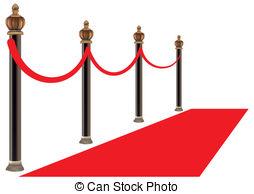 Red Carpet clipart Representing carpet Carpet of Vector