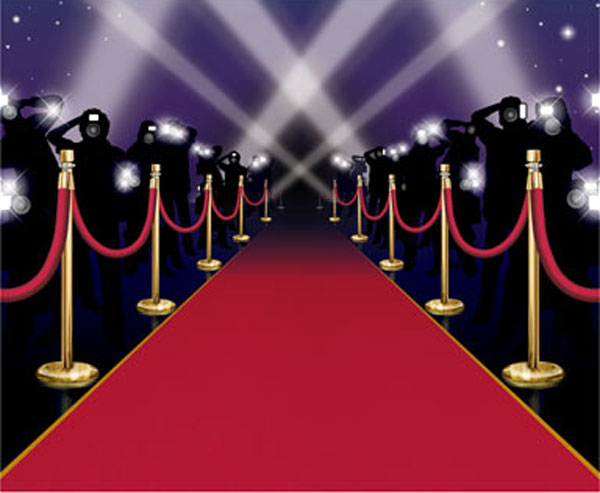 Background clipart hollywood #3