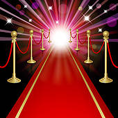 Red carpet · Carpet with