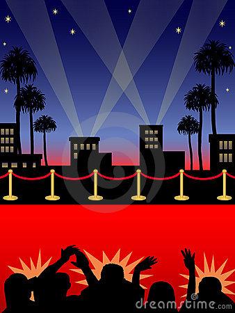 Carpet clipart hollywood red carpet Star Clipart hollywood Red carpet