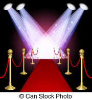 Carpet clipart hollywood red carpet 13 Stock  Mesh This