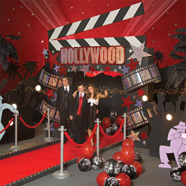 Red Carpet clipart hollywood spotlight #4