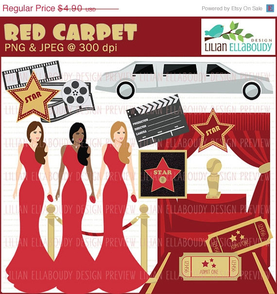 Oscar clipart grammy Awards Oscar Grammy clipart carpet