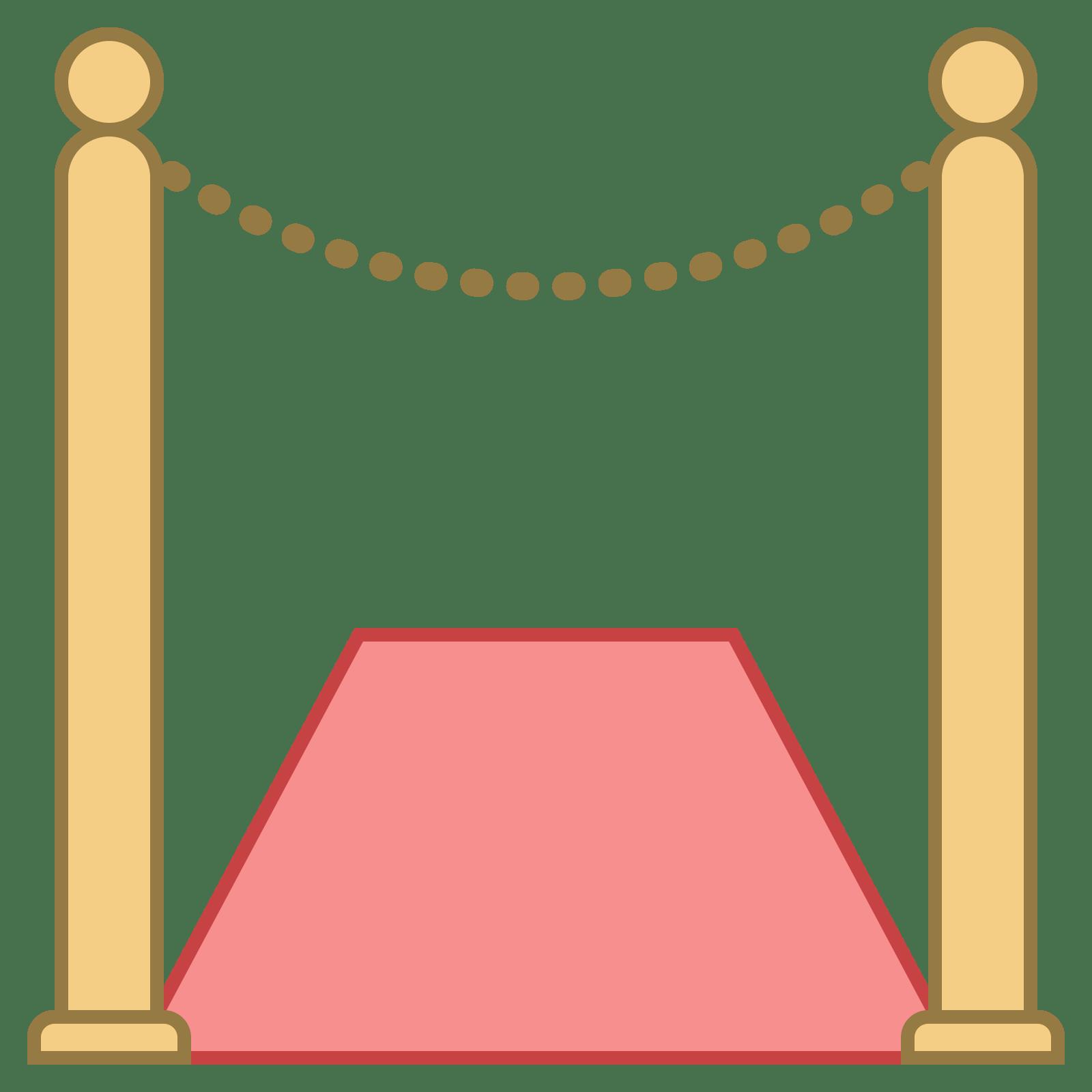 Free Red Download Carpet SVG