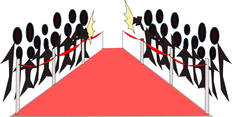 Red Carpet clipart symbol Clipartoons Clipart On Red projects