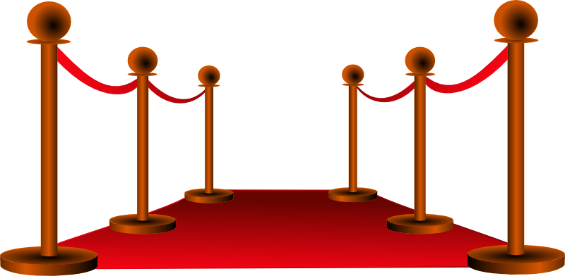 Red Carpet clipart symbol Clipartoons For Commercial Symbols craft