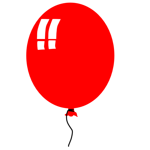 Red clipart Balloon Clipart Red airspace%20clipart Clipart