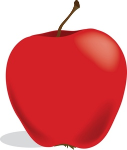 Apple clipart red apple Red collection clipart Image red