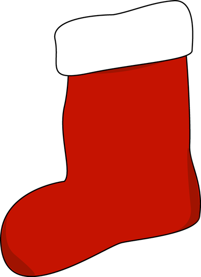 Amd clipart christmas stocking Clip Red Clip Art Stocking