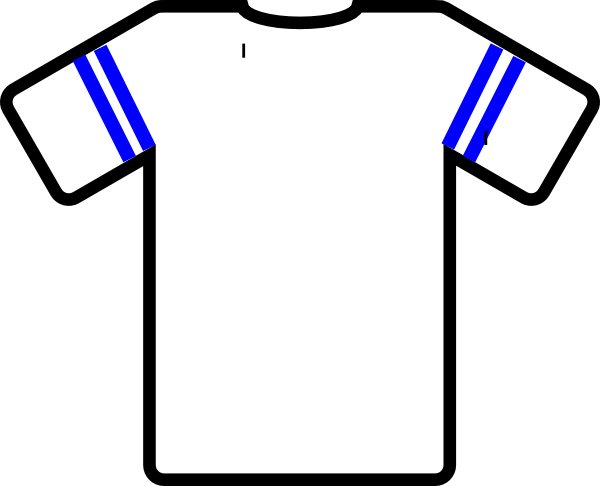 Uniform clipart football uniform #4