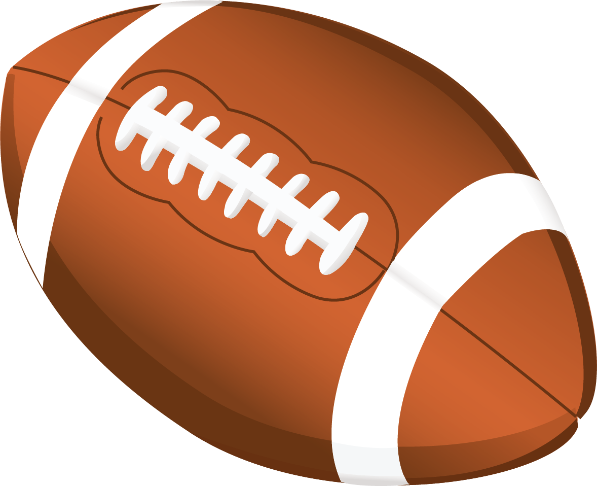 Football clipart superbowl Football clipart clipart PDClipart Flag