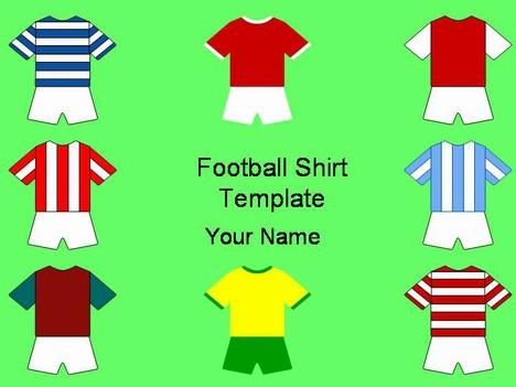 Football clipart tshirt Free Free football Jersey Clip