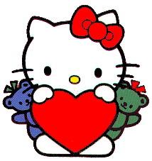Bee clipart hello kitty Kitty clip Art Hello Clip