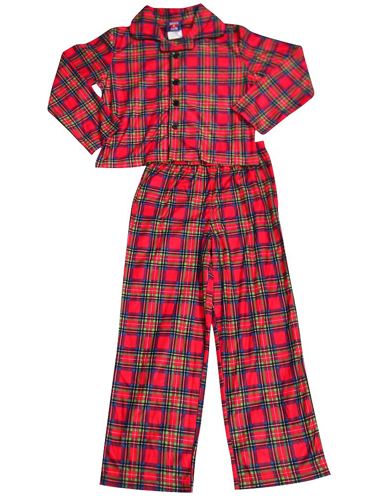 Red clipart pajama #9