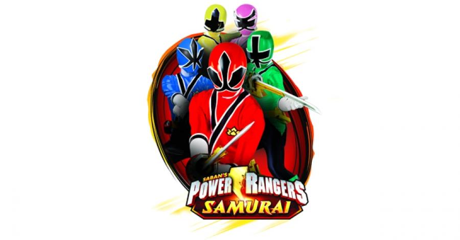 Samurai clipart power ranger #1
