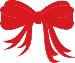 Ribbon clipart animated #15