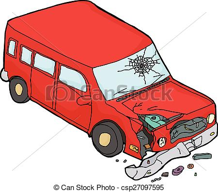Red clipart suv #8