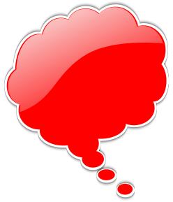 Red Cloud clipart Blue Cloud Clipart Art Cloud Cloud Download Speech