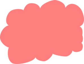 Red Cloud clipart #12