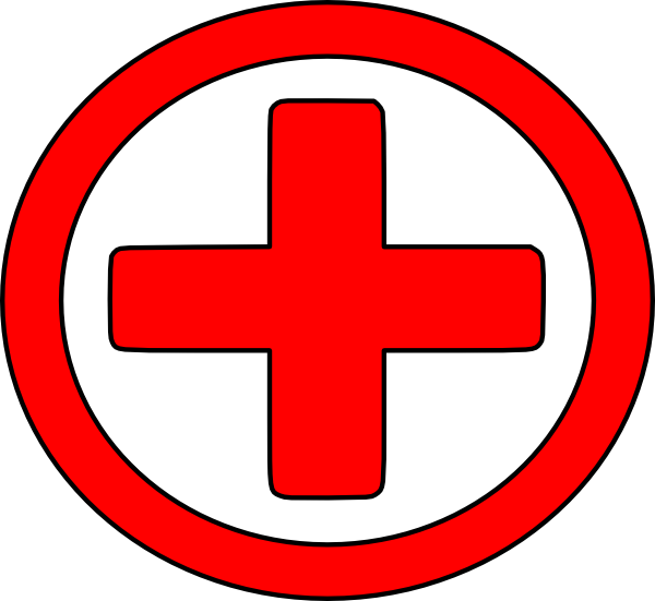 Red Cross clipart allowed Cross red clipart ClipartAndScrap red