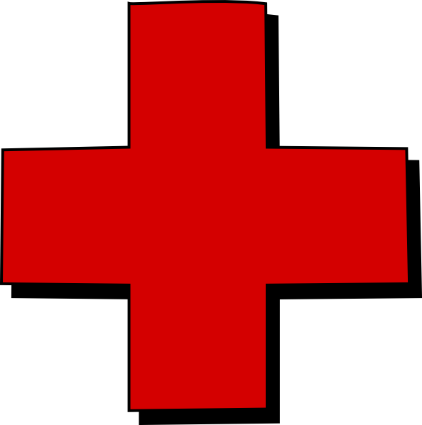 Red Cross clipart animated gif #5