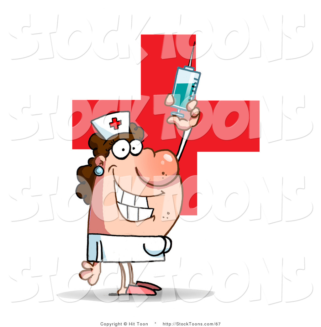 Red Cross clipart cartoon  Free Red Cross Cartoon
