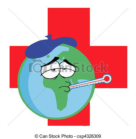 Red Cross clipart cartoon Sick Over A Red Search