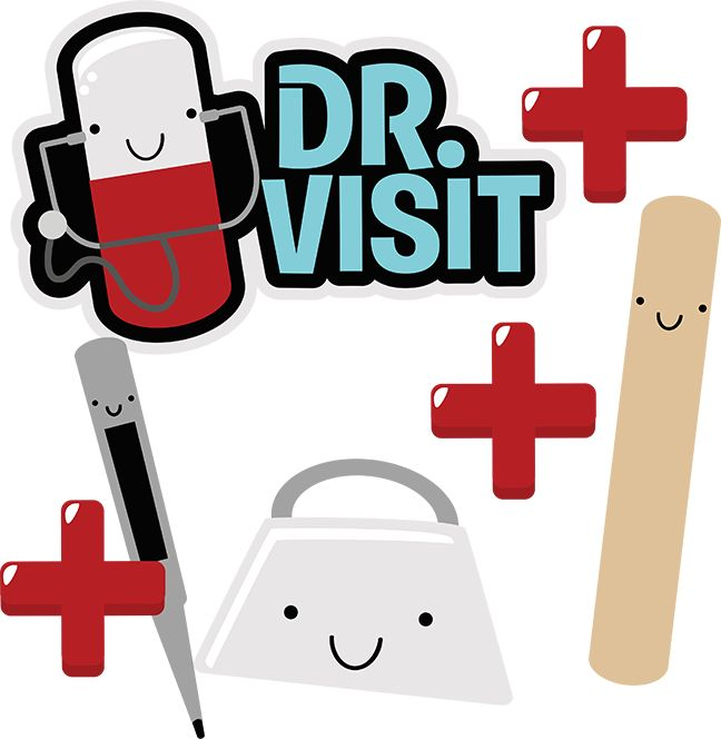 Red Cross clipart doctor appointment #2
