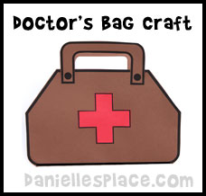 Red Cross clipart doctor bag Crafts Doctor and com Doctor
