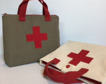 Red Cross clipart doctor bag Etsy Red Doctor doctor kit