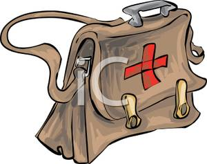 Red Cross clipart doctor bag Free Free Red It Doctor's