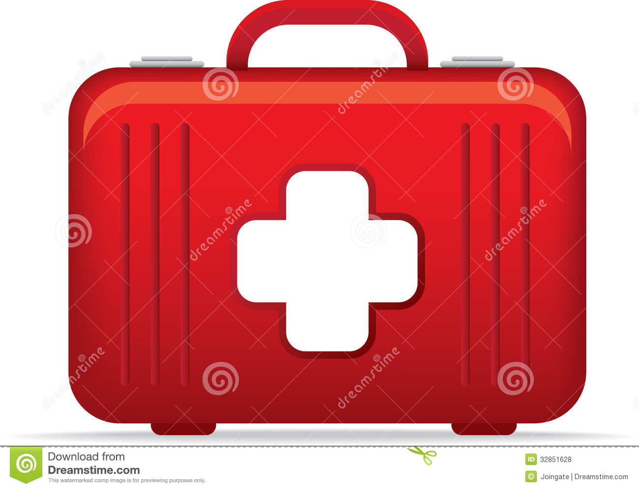 Red Cross clipart doctor bag Emergency Clipart Doctor's Bag (56+)