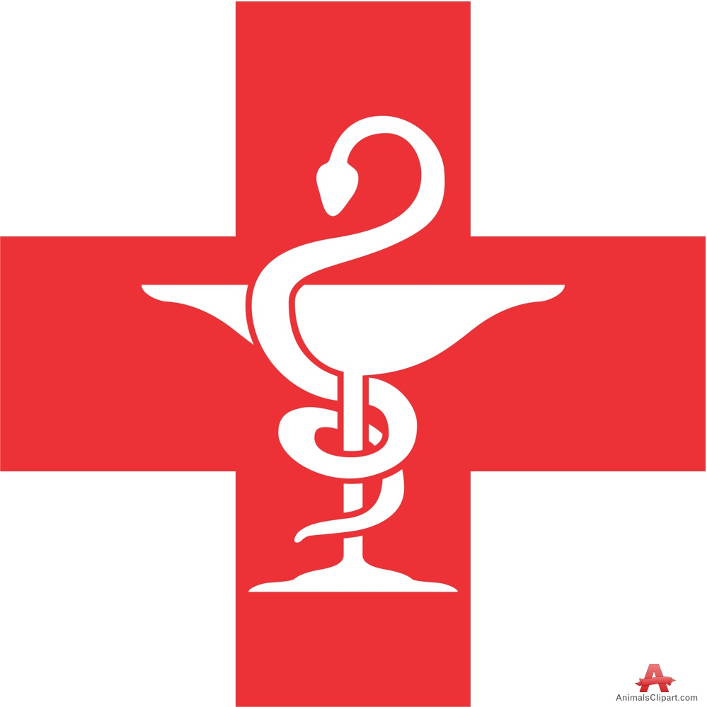 Red Cross clipart down Design hand clipart drawn image
