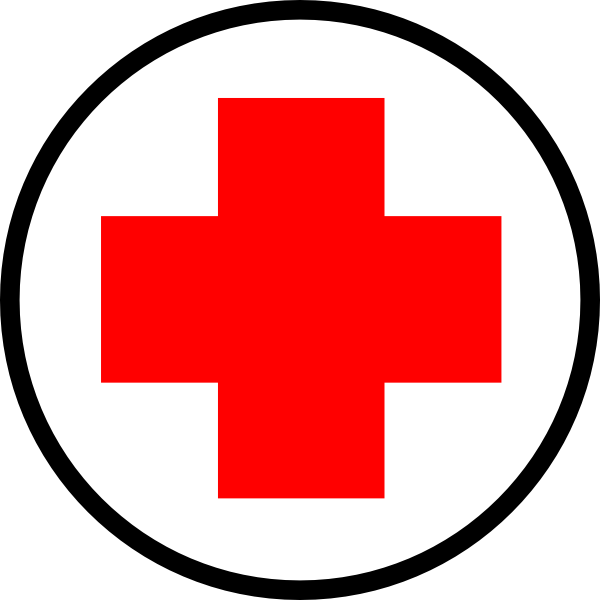 Red Cross clipart first aid box Clipart clipart  First aid