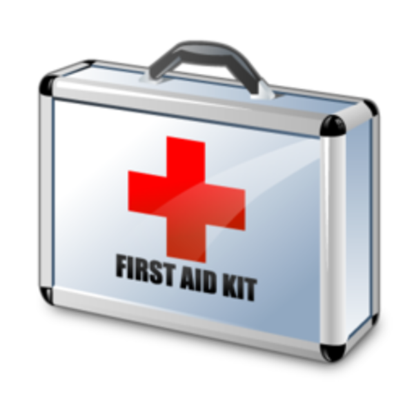 Red Cross clipart first aid box Icon Kit com  Download